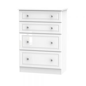 Boston 4 Drawer Deep Chest
