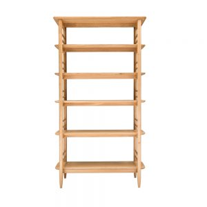 Ercol – Teramo – Open Display Shelving Unit