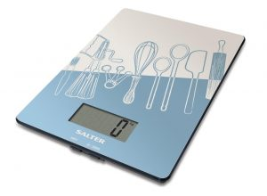 Salter Utensil Scales In Blue