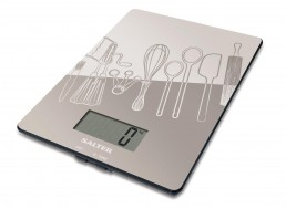 Salter Utensil Scales in Grey