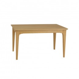 Stag New England 135cm Fixed Top Dining Table