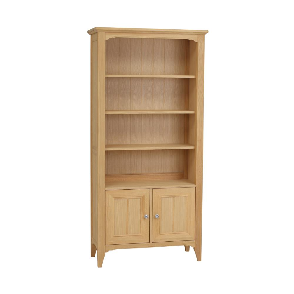 Stag New England Tall Bookcase