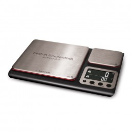 Heston Blumenthal Dual Scales