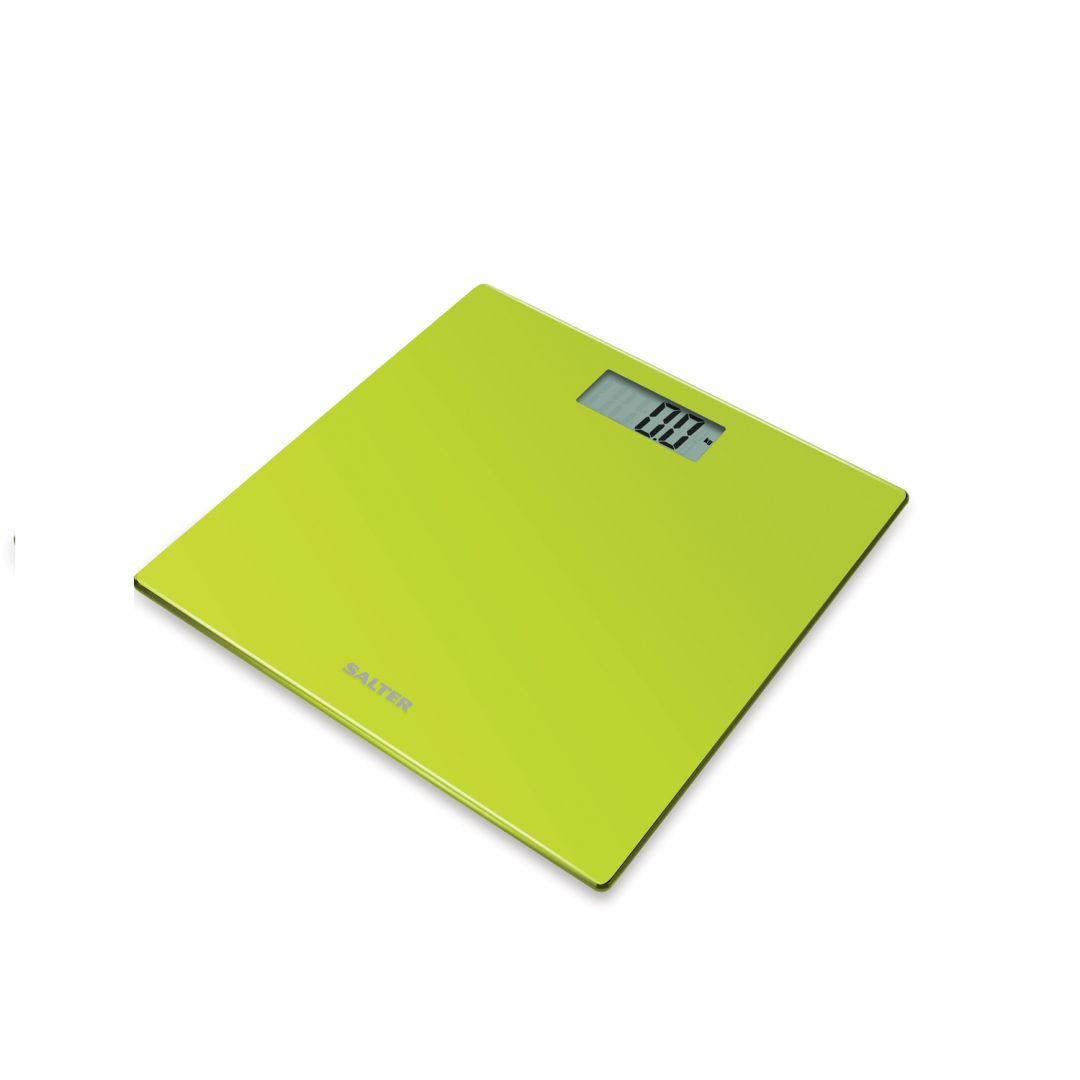 9069 GN3R Ultra Slim Electronic Scale Green