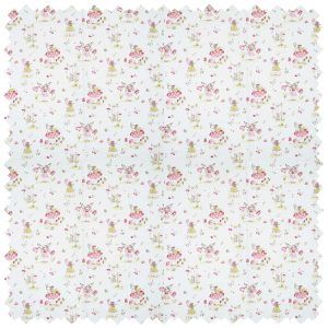 Fairytale Pink PVC Fabric
