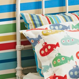 Scion Kids Up Periscope Housewife Pillowcase