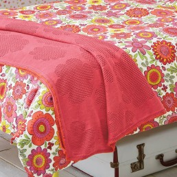 Scion Kids Bloomin Lovely Throw