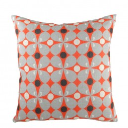 Norsk Helio Red Cushion