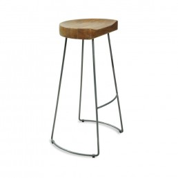 Re Engineered Tractor Seat Stool