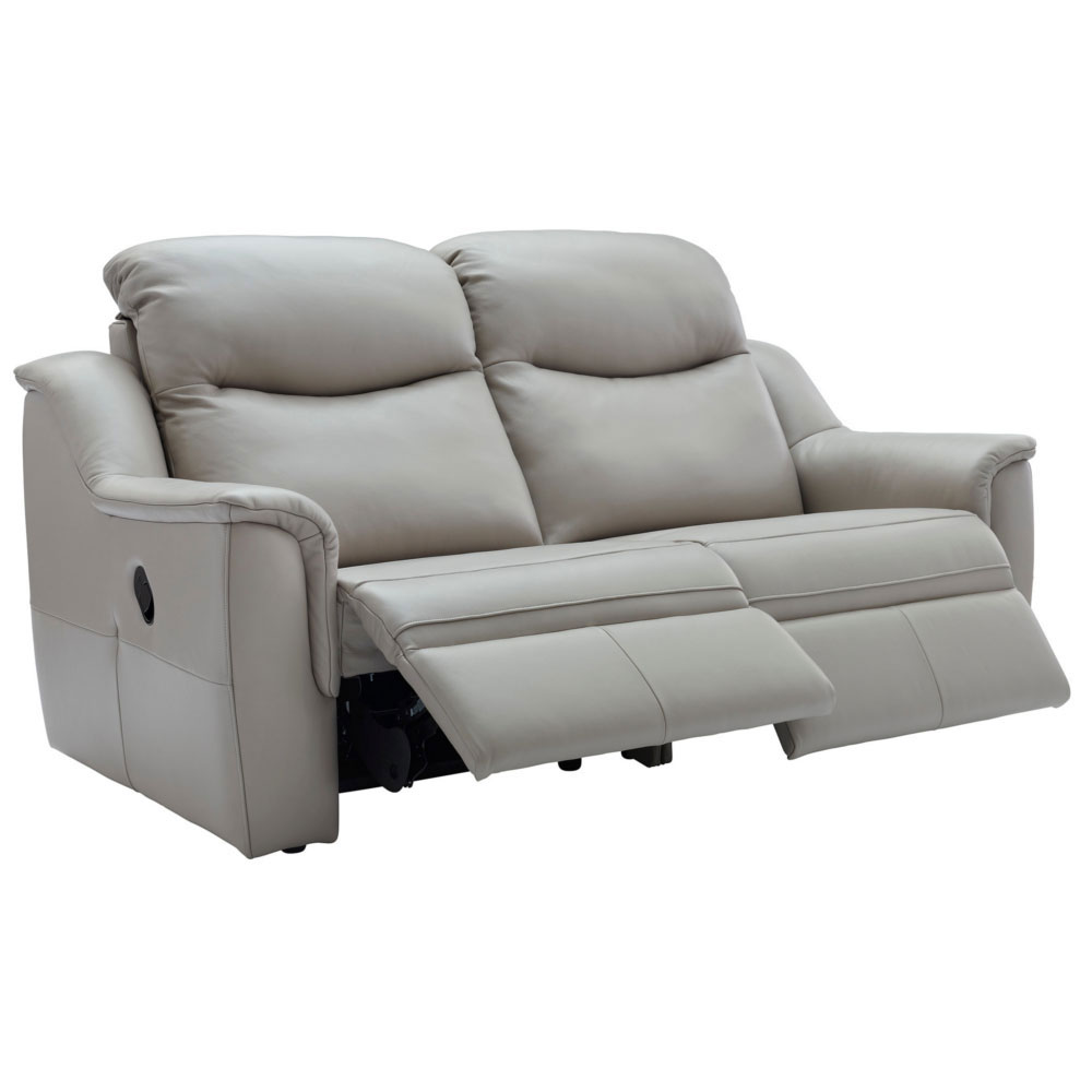 G Plan Firth 3 Seater Elec Recliner Double