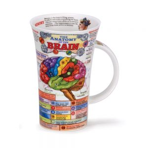 Dunoon The Brain Mug