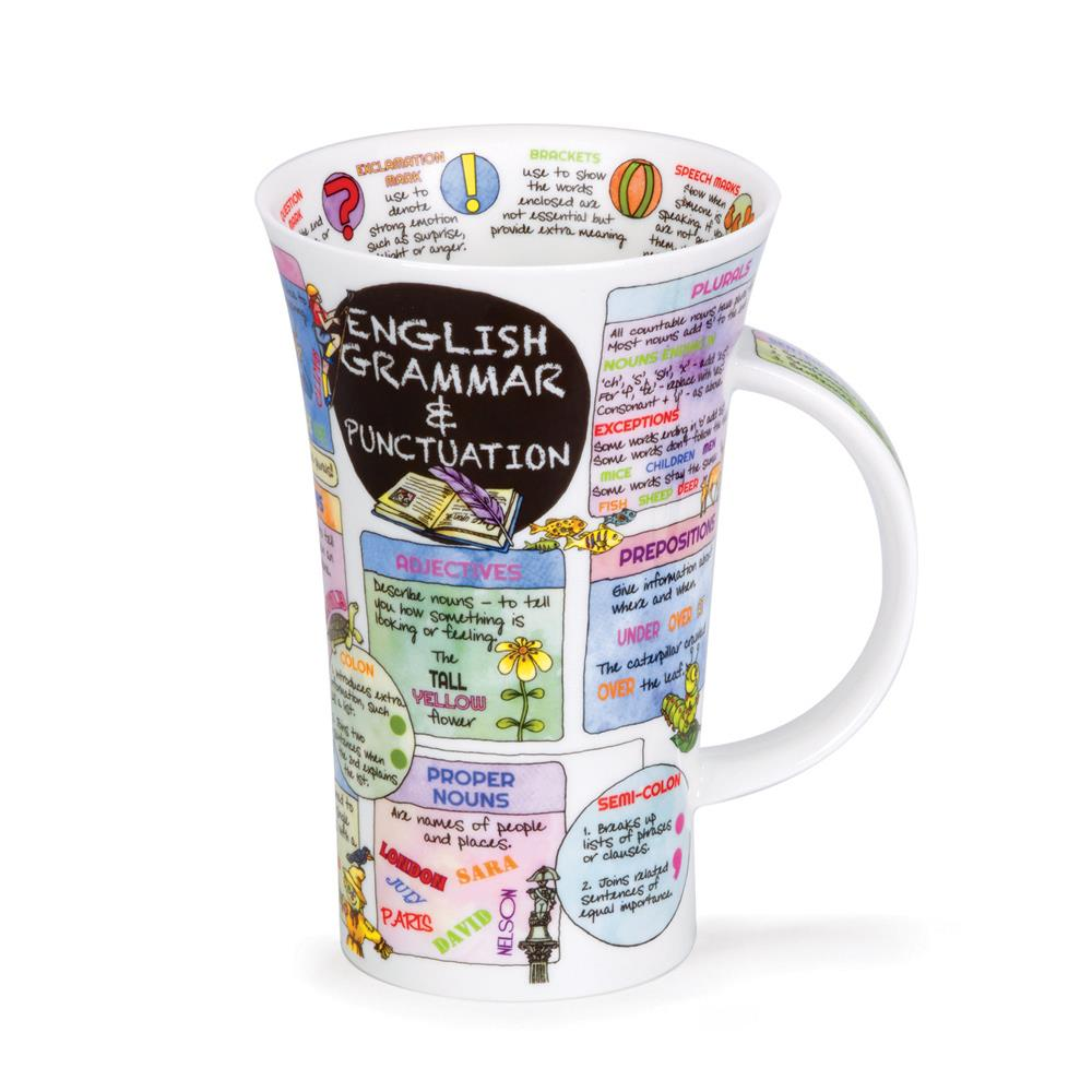 Dunoon English Grammar Mug