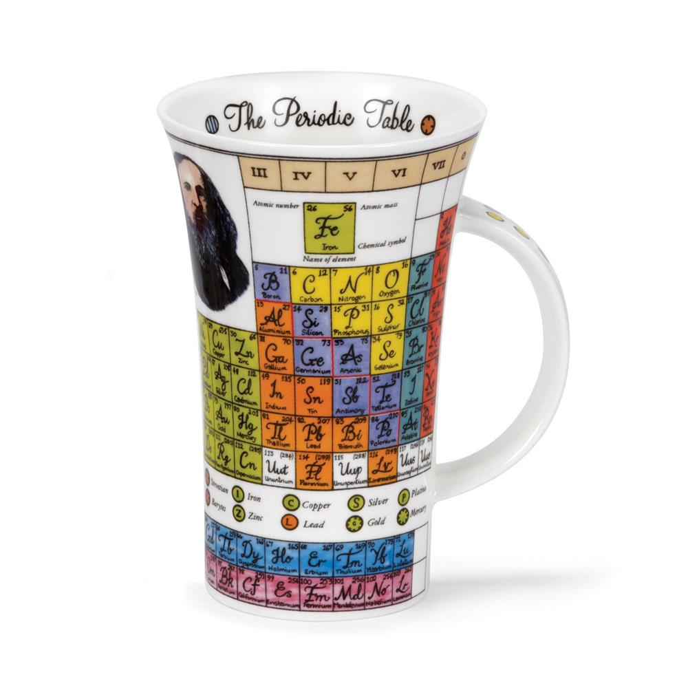 Dunoon Periodic Table Mug