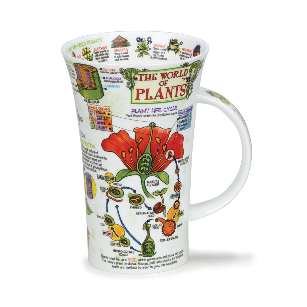 Dunoon World Of Plants Mug