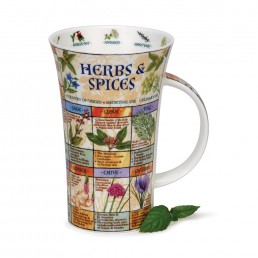 Dunoon Herbs & Spices Mug