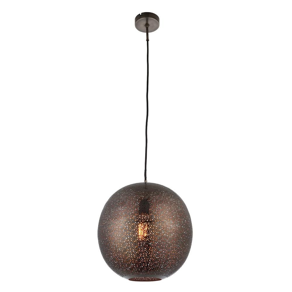 Abu Ceiling Light Antique Pewter