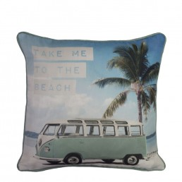 VW Take Me To The Beach Cushion