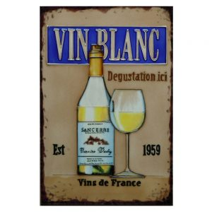 Vin Blanc 8×12 Ceramic Tile