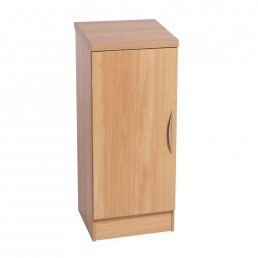 Home Office Desk Height Cupboard 30cm Wide