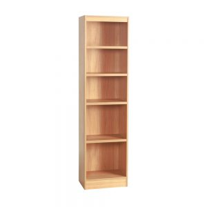 Home Office Tall Bookcase 48cm Wide