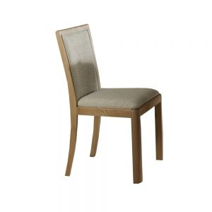 Dovedale Upholstered Back Dining Chair Fabric