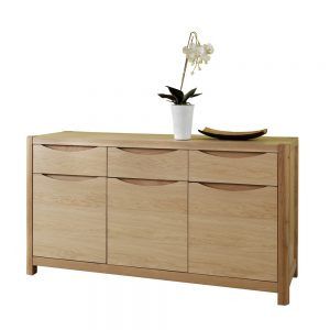 Dovedale 3 Door Sideboard