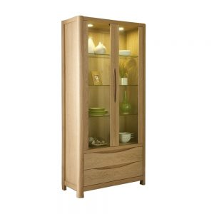Dovedale Tall Display Unit