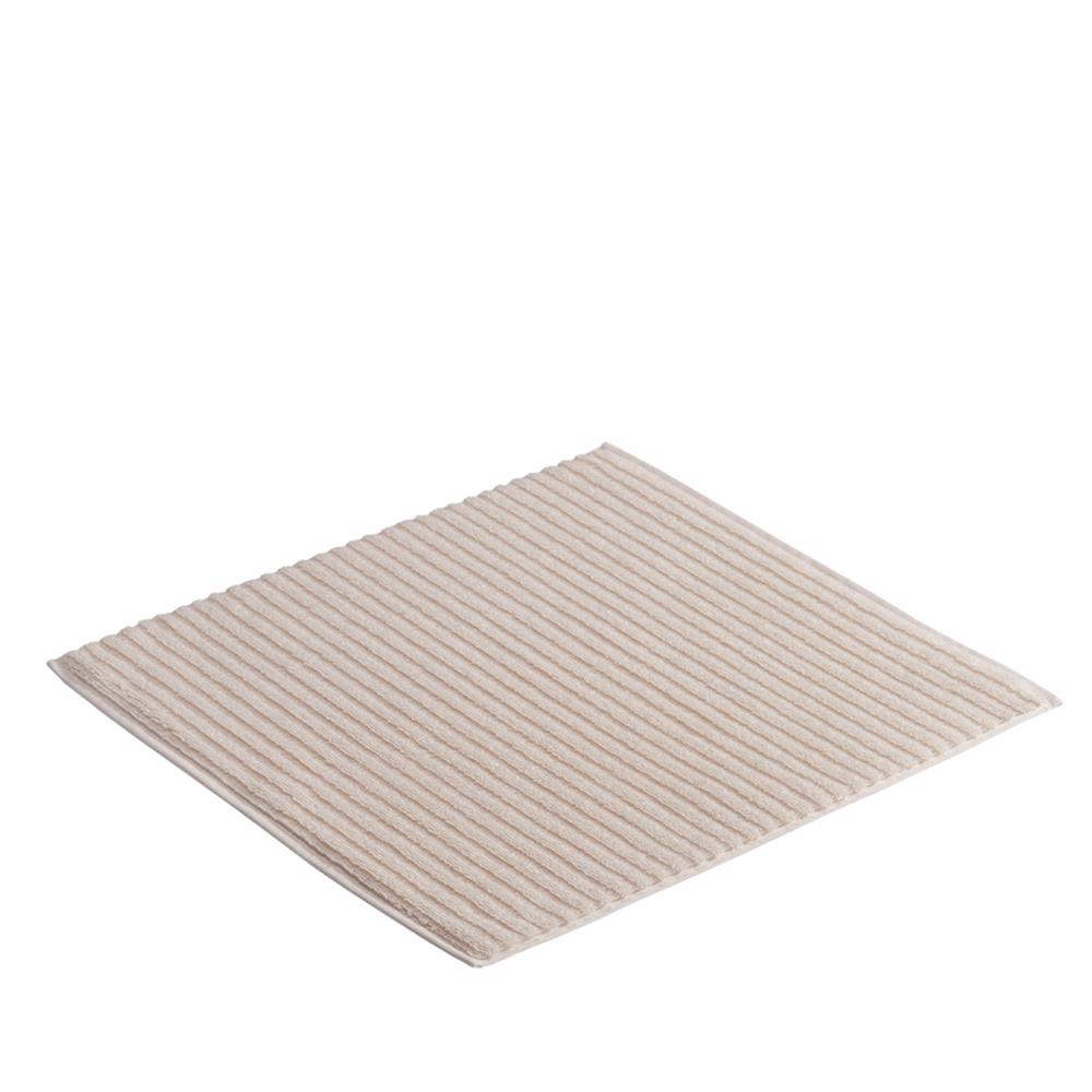 High Line Shower Mat Ivory