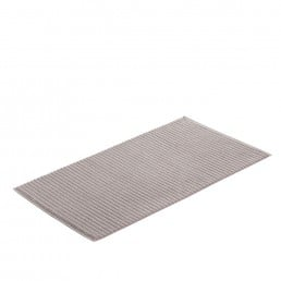 High Line Bath Mat Pearl Grey