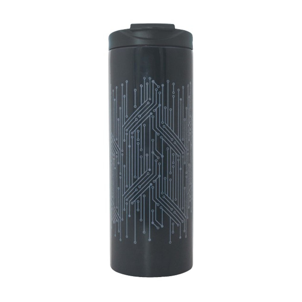 Beau & Elliot Circuit Mens Travel Mug