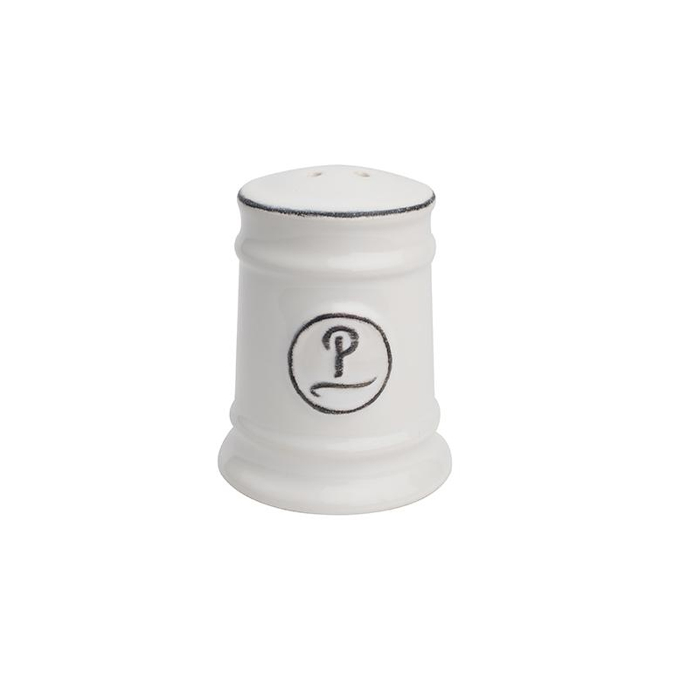 Pride Of Place Pepper Shaker White