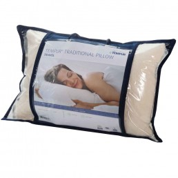 Tempur Traditional Travel Pillow