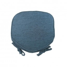 Savannah Piped Seat Pad Midnight
