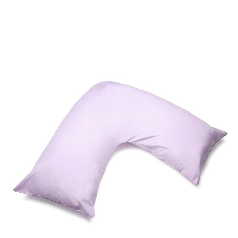 V Shape Orthopaedic Pillowcase Palma Violet
