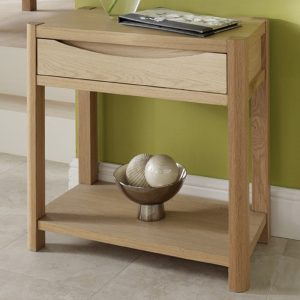 Dovedale Hall Table With 1 Drawer