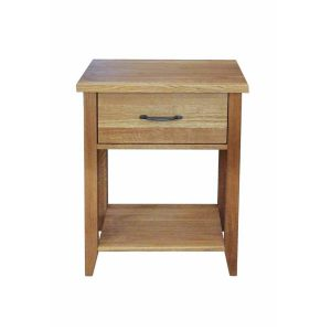 Wykeham Oiled Single Console Table