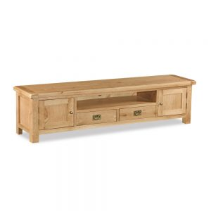 Rural Charm Extra Large Low Line TV Unit