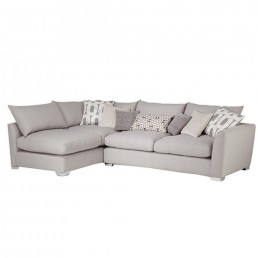 Combi Unit with Feather Fibre Seat (RHF Arm) in fabric grade (B)