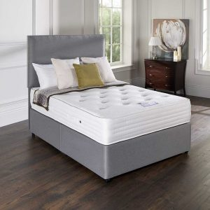 Sweet Dreams Wootton 2000 Ortho Deluxe No Drawer Divan Bed