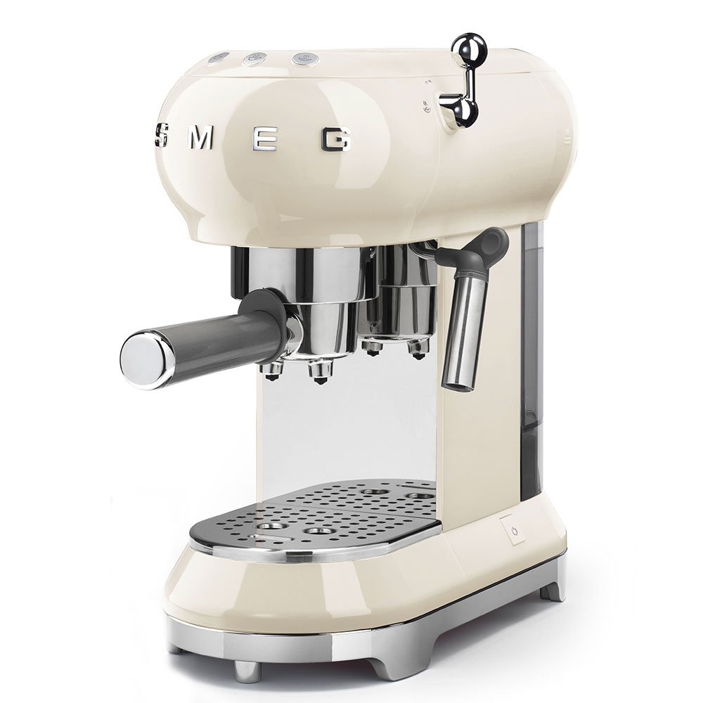 Smeg Espresso Machine Cream