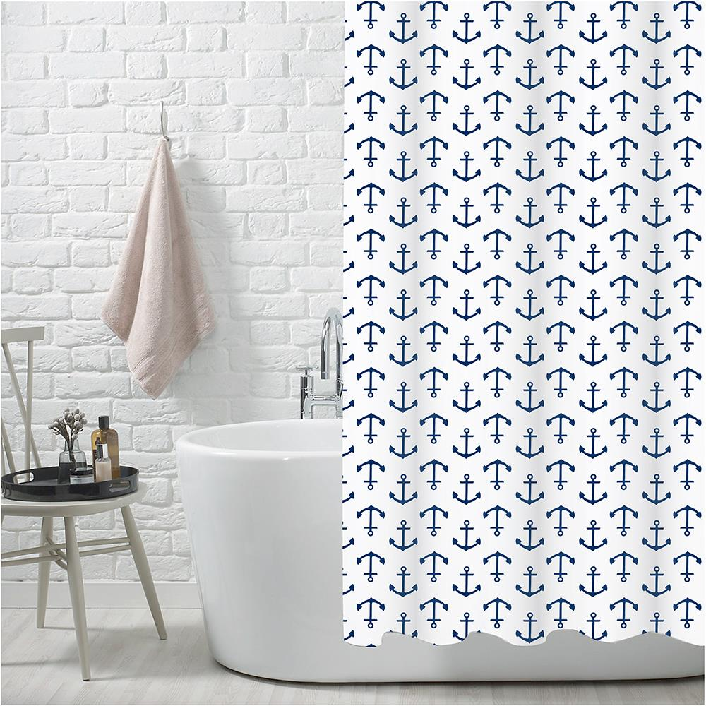 Abersoch Shower Curtain