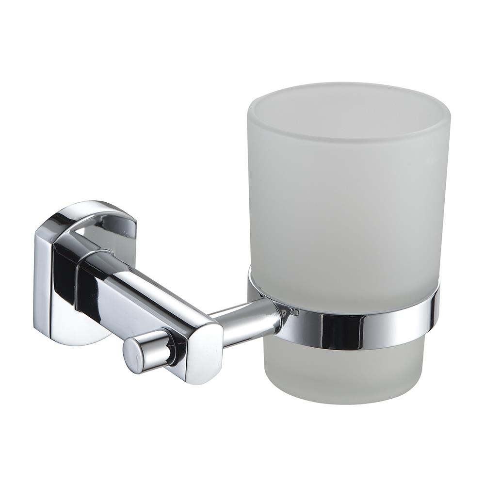 Admiralty Collection Glass Toothbrush Holder