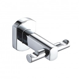 Admiralty Collection Double Robe Hook