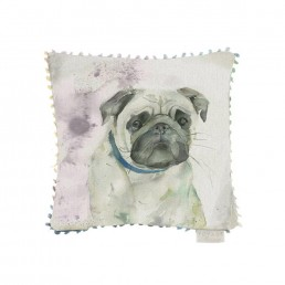 Voyage Pugly Cushion