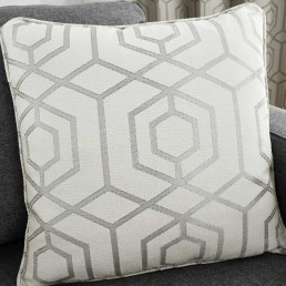 Camberwell Cushion Cover Silver