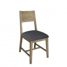 Hunter Reclaim Dining Chair Fabric Seat