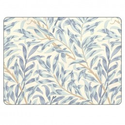 Pimpernel Willow Bough Blue Placemats Set of 6