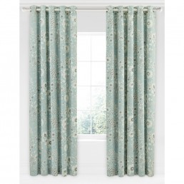 Sanderson Home Maelee Curtains 66″x90″ Seaflower