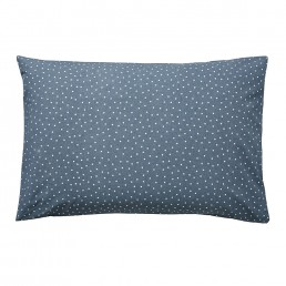 Sanderson Home Paper Doves Housewife Pillowcase Pair Denim