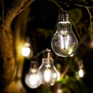 Smart Garden Eureka Retro String Lights x10